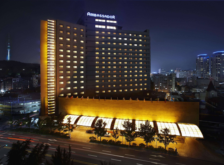 [Grand Ambassador Seoul Pullman]Hotel exterior