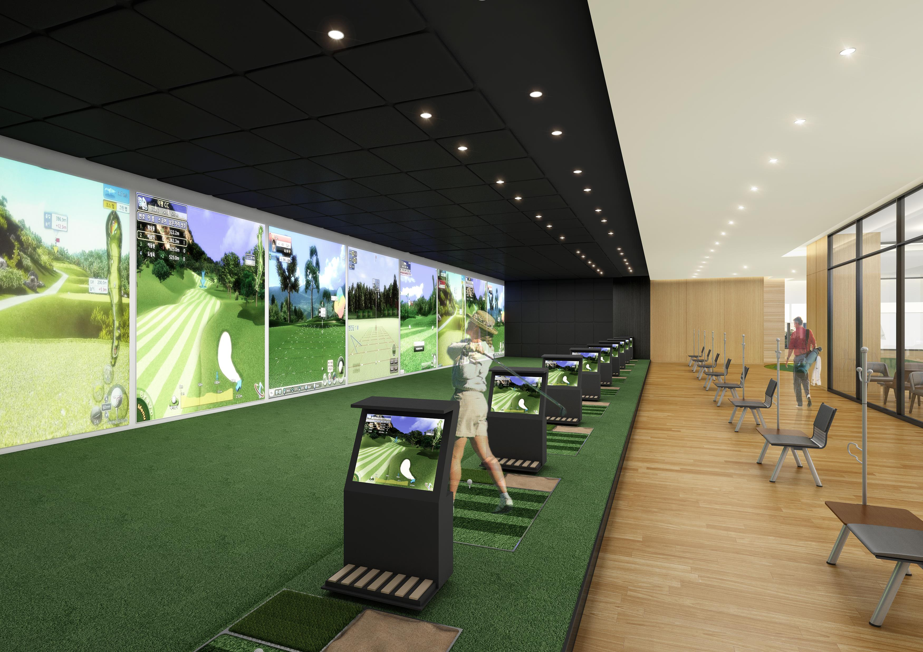 4F Indoor Golf