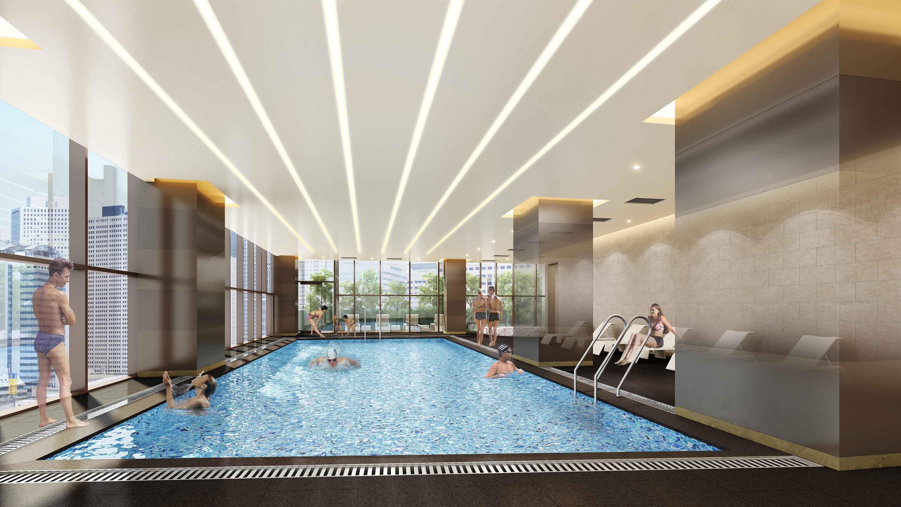 4F Pool